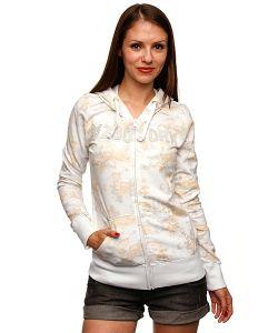 Zoo York | Толстовка Классическая Женская Basics Hood Splotchy Print