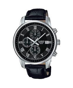 Casio   Часы Collection Bem-511l-1a Black/Silver