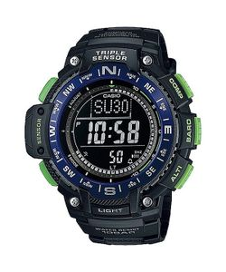 Casio G-Shock | Часы Collection Sgw-1000-2b Black/Blue
