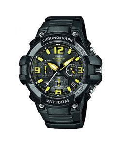 Casio | Часы Collection Mcw-100h-9a Black/Yellow