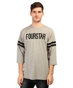 Fourstar | Лонгслив Malto Heat Grey