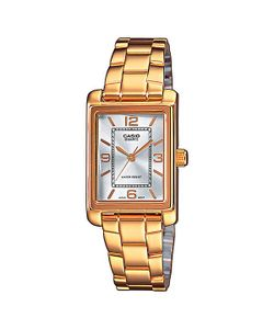 Casio | Часы Collection Ltp-1234pg-7a Gold/Silver