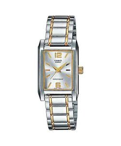 Casio | Часы Collection Ltp-1235psg-7a Silver/Gold