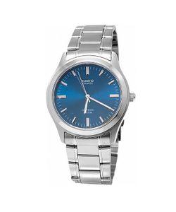 Casio | Часы Collection Mtp-1200a-2a Silver/Blue
