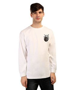 The Hundreds | Лонгслив Simple Adam Ls T-Shirt White