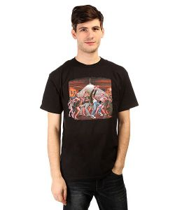 The Hundreds | Футболка Boogie Down T-Shirt Black