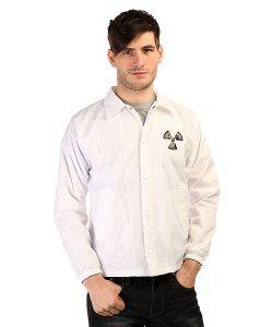 The Hundreds | Ветровка Doc S Coaches Jacket White
