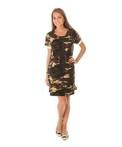 Emblem | Платье Dress Militery E25 Camo