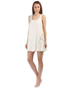 Rip Curl   Платье Las Palmas Dress Vanilla