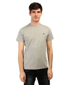 Fred Perry | Футболка Crew Neck T-Shirt Grey