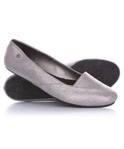 Volcom | Балетки Женские Game On Shoe Silver