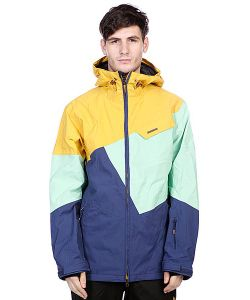 Zimtstern | Куртка Snow Jacket Gates Men Navy
