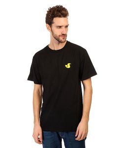 Dvs | Футболка Classic Script Tee Black/Yellow