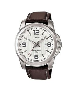 Casio | Часы Collection Mtp-1314pl-7a Grey/Brown