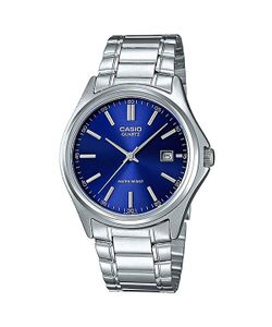 Casio | Часы Collection Mtp-1183pa-2a Grey/Blue