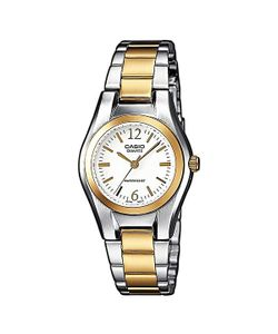 Casio | Часы Collection Ltp-1280psg-7a Grey/Gold