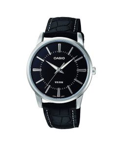 Casio | Часы Collection Mtp-1303pl-1a Grey/Black