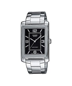 Casio | Часы Collection Mtp-1234pd-1a Grey/Black