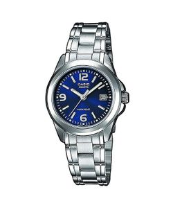 Casio | Часы Collection Ltp-1259pd-2a Grey/Blue