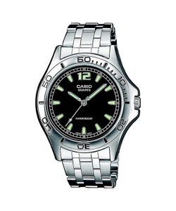 Casio | Часы Collection Mtp-1258pd-1a Grey