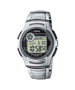 Casio   Часы Collection W-213d-1a Grey