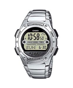 Casio | Часы Collection W-756d-7a Grey