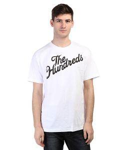 The Hundreds | Футболка Forever Slant T Shirt White