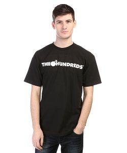 The Hundreds | Футболка Forever Bar T Shirt Black