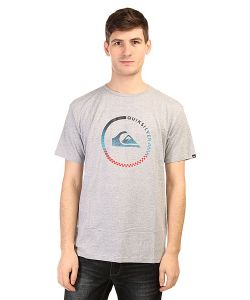 Quiksilver | Футболка Clasactivecheck Tees Athletic Heather