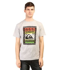 Quiksilver | Футболка Classteewallstr Tees Athletic Heather