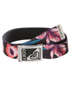 Roxy | Ремень Женский Surfing Spot True Black Maui Ligh