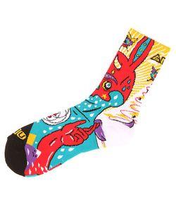 Gnu | Носки Средние Moon Sock Multi