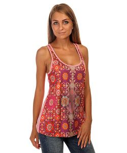 Roxy | Майка Женская Cutback Tank J Kttp Psychedelic Dream Co