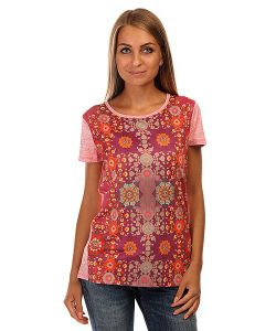 Roxy | Футболка Женская Cutback Tee J Kttp Psychedelic Dream Co