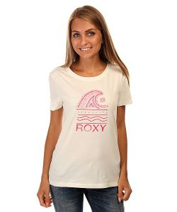 Roxy | Футболка Женская Itty Doty Wave J Tees Sea Spray