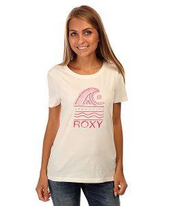 Roxy | Футболка Женская Itty Doty Wave J Tees Sea Spray