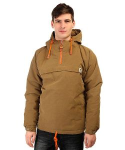 Fat Moose | Анорак Sailor Anorak Camel-Orange