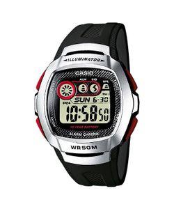 Casio   Электронные Часы Collection W-210-1d Black/Grey