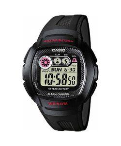 Casio   Электронные Часы Collection W-210-1c Black