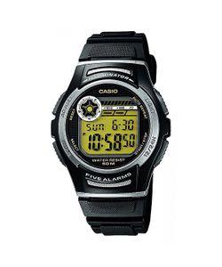 Casio   Электронные Часы Collection W-213-9a Black