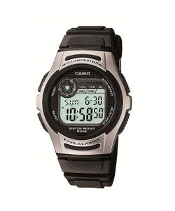 Casio | Электронные Часы Collection W-213-1a Black/Grey