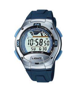 Casio | Электронные Часы Collection W-753-2a Grey/Blue