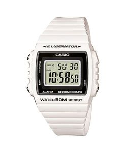 Casio | Электронные Часы Collection W-215h-7a White