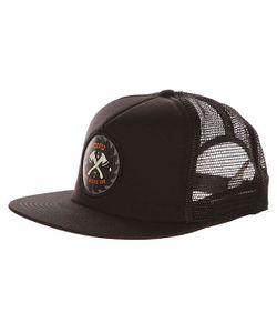 Gnu | Бейсболка С Сеткой Choice Cuts Trucker Black