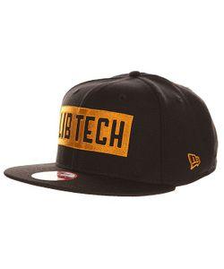 Lib Tech | Бейсболка С Прямым Козырьком Knockout New Era Black