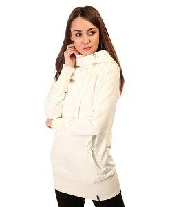 Emblem | Толстовка Кенгуру Hooded Jacket Bright White