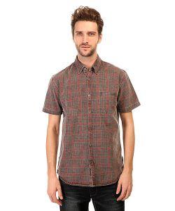 Quiksilver | Рубашка В Клетку Prelock Wvtp Prelock Rosewood