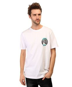 Quiksilver | Футболка Ghettosurfss Tees White