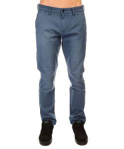 Quiksilver | Штаны Прямые Krandy Straight Ndpt Dark Denim