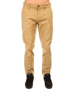Quiksilver | Штаны Прямые Krandy Straight Ndpt British Khaki